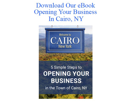 Get Your Guide to Business Success in Cairo, NY!